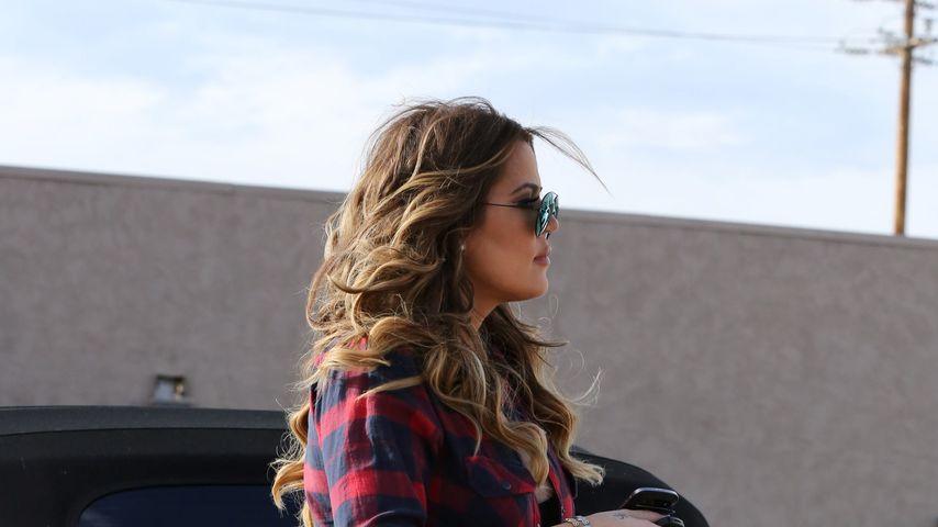 Po-Prozedur: Khloe Kardashian lässt sich Cellulite weglasern