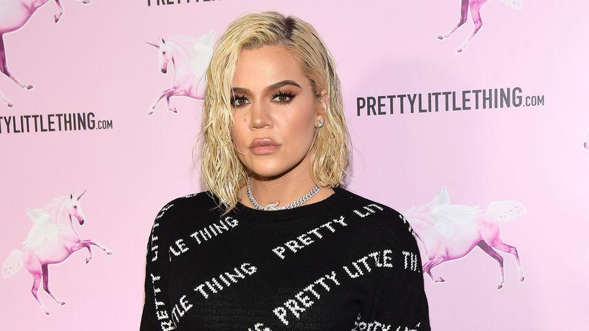 Khloé Kardashian bei der PrettyLittleThing LA Office Opening Party, 2019