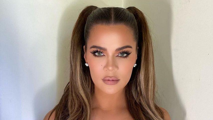 Khloé Kardashian im Oktober 2020
