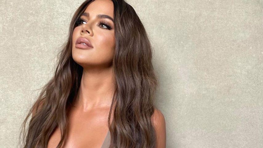 Khloé Kardashian im März 2021