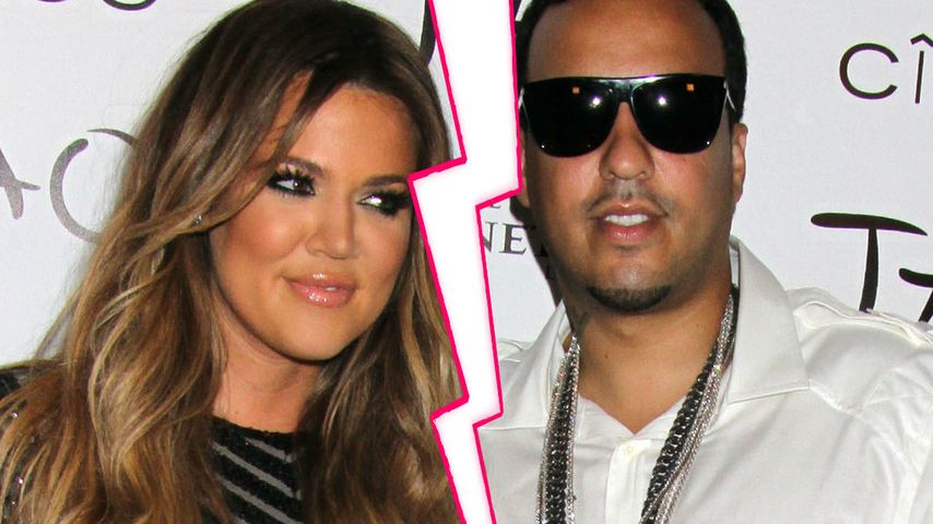 Liebes-Aus! Khloe Kardashian von French getrennt