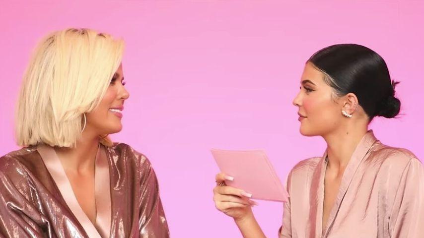 Q&A mit Kylie: Fans lachen über Khloe Kardashians Bräune!