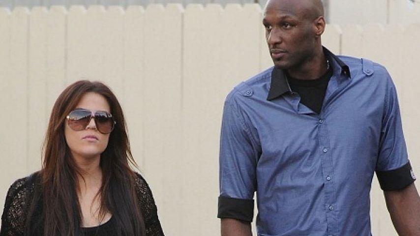 Khloé Kardashians Mann: Aus Drogen-Haft entlassen