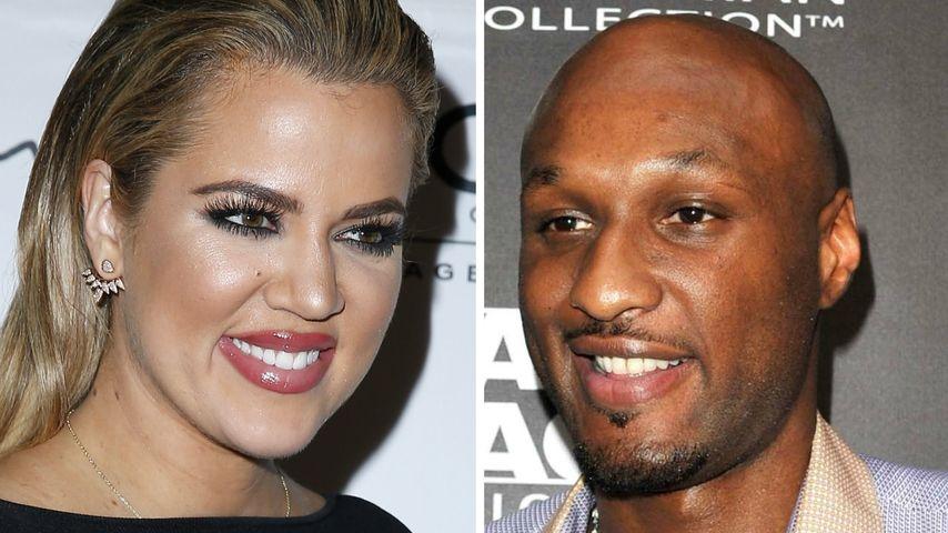 Liebes-Comeback? Khloe Kardashian holt Lamar zu sich!