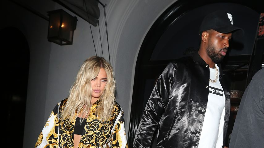 Khloe Kardashian und Tristan Thompson in West Hollywood