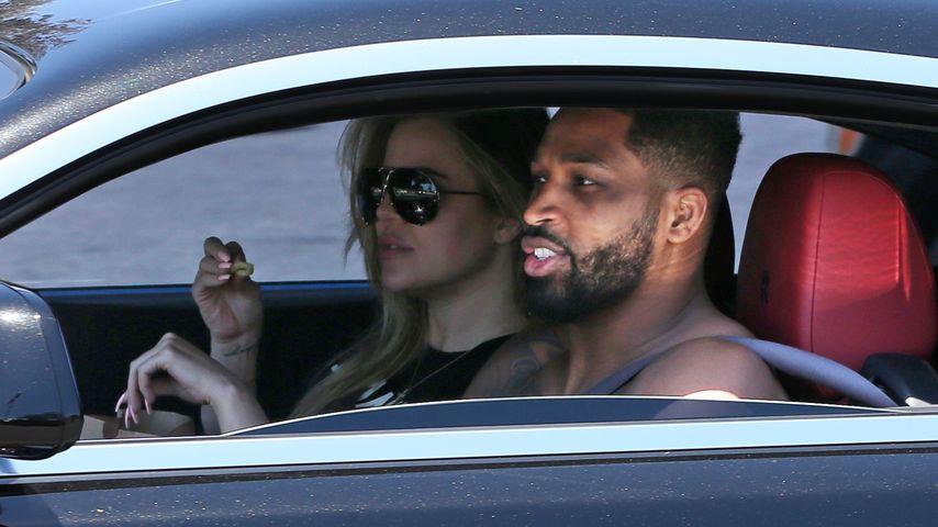Khloe Kardashian: Will Tristan etwa Schluss mit ihr machen?