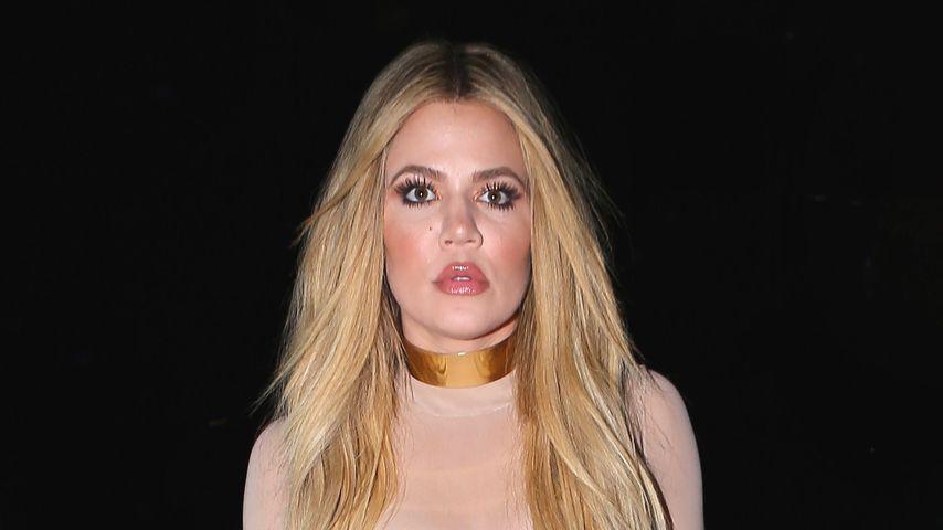 Irres Gerücht! Khloe Kardashian soll schwanger sein