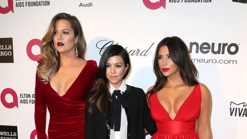 Der Kardashian-Schwestern-Krieg: Aufgebauscht, aber wahr!
