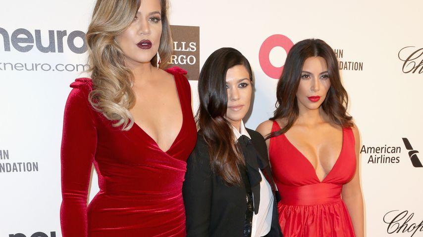 Khloe, Kourtney und Kim Kardashian