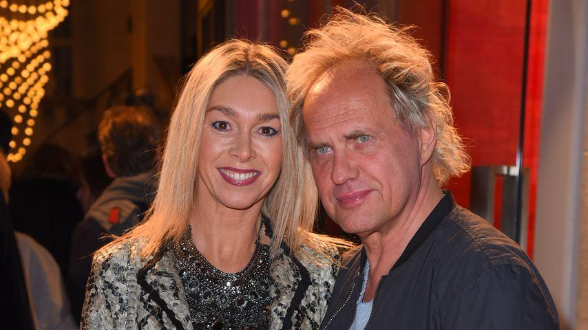 Kiki Viebrock und Uwe Ochsenknecht auf der Berlinale 2017