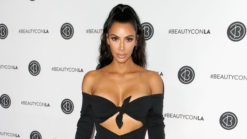 Kim Kardashian beim Beautycon Festival in Los Angeles