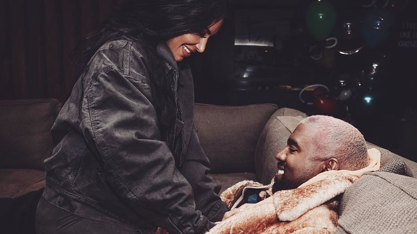 Offiziell: Kim und Kanye erwarten wirklich Baby Nummer vier!