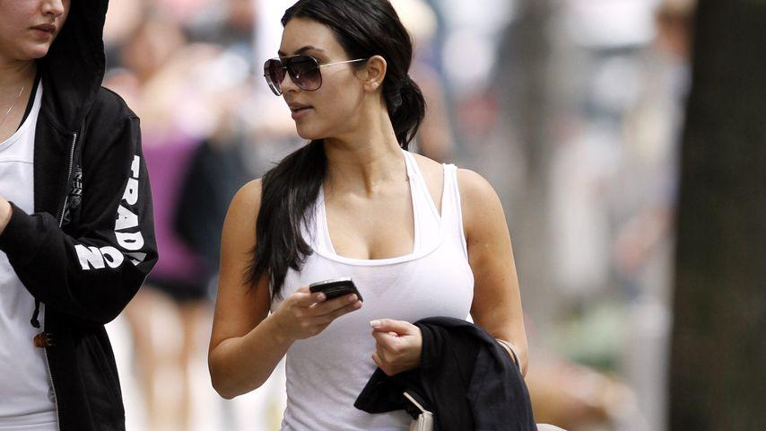 Kim Kardashian ehrlich: So schlimm ist Hautkrankheit für sie