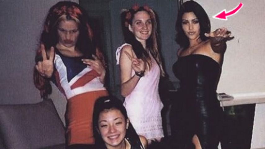 Girl-Power! Kim Kardashian outet sich als Spice-Girls-Fan