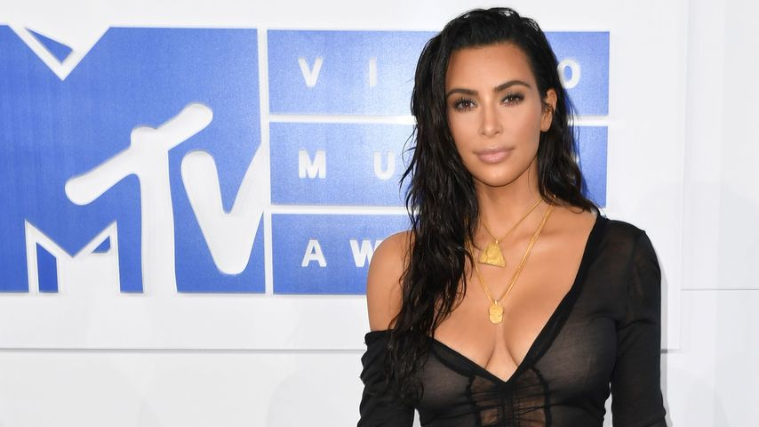 Kim Kardashian bei den 2016 MTV Video Music Awards in New York
