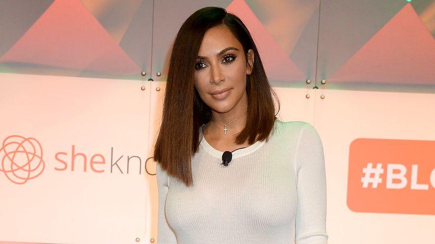 Nach Gewichtsverlust: Kim Kardashian plant neues Nacktselfie