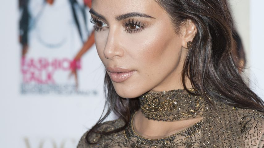 Kim Kardashian beim Vogue-100-Festival in London