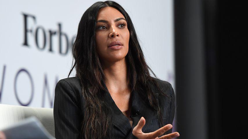 Rassismus-Drama: Kim K. entschuldigt sich mit Trauer-Snaps!
