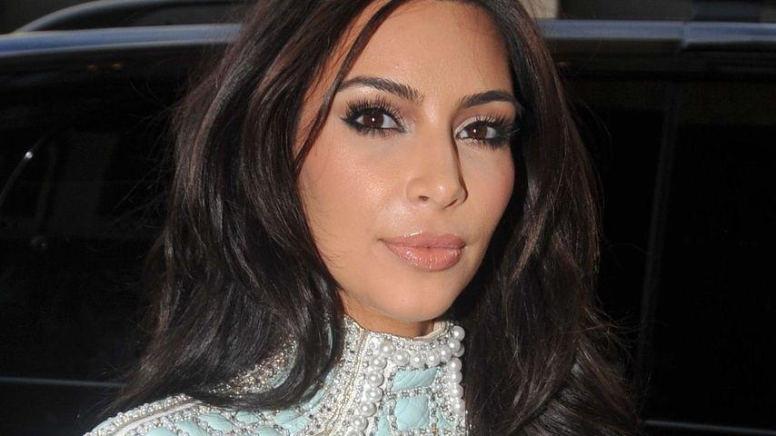 Gestatten: Von nun an bin ich Kim Kardashian West!