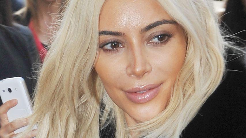 Schmink-Fail! Was ist mit deiner Nase los, Kim?
