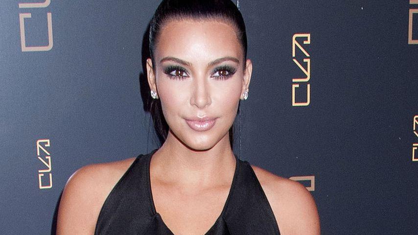 kim kardashian so wild ist ihr make up trick. Black Bedroom Furniture Sets. Home Design Ideas