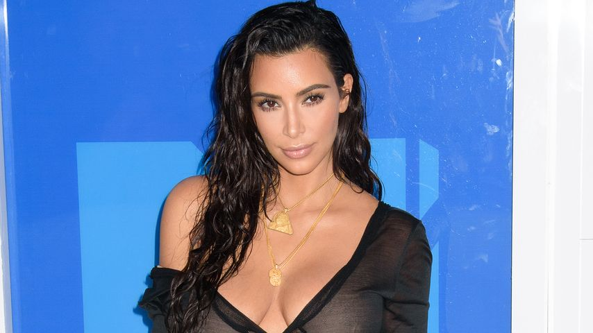 Kim Kardashian bei den VMAs 2016 in New York