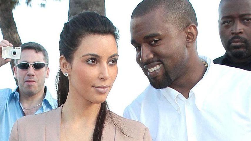 Kim Kardashian & Kanye West wollen Liebestattoo!