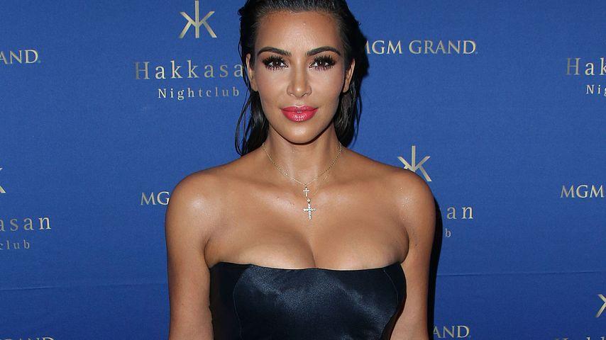 Kim Kardashian in Las Vegas