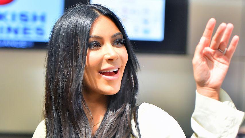 Kim Kardashian: Wo ist eigentlich ihr Longbob?
