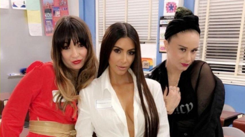 Highshool-Reunion: Kim Kardashian feiert 20 Jahre Abschluss