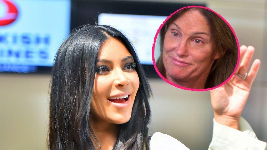 Nach Bruce Jenners Outing: Kim Kardashian voll verwirrt!