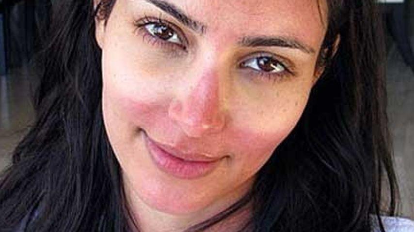 Rot! Was ist mit Kim Kardashians Gesicht passiert?