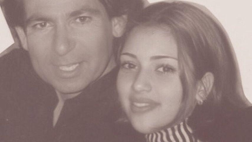 Kim Kardashian: So rührend gedenkt sie ihrem toten Papa!