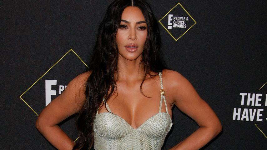 Kim Kardashian im November 2019