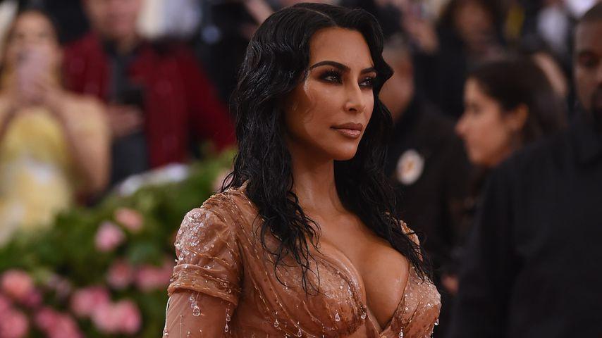Kim Kardashian 2019 in New York