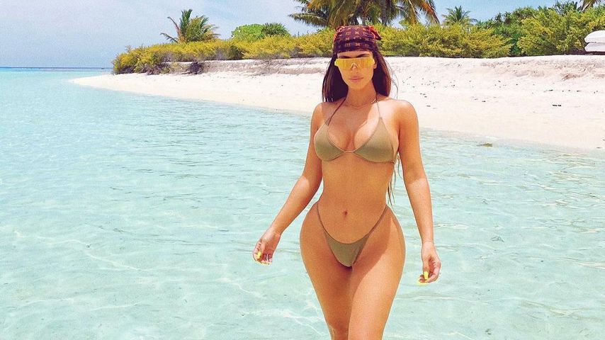 Kim Kardashian im Oktober 2020