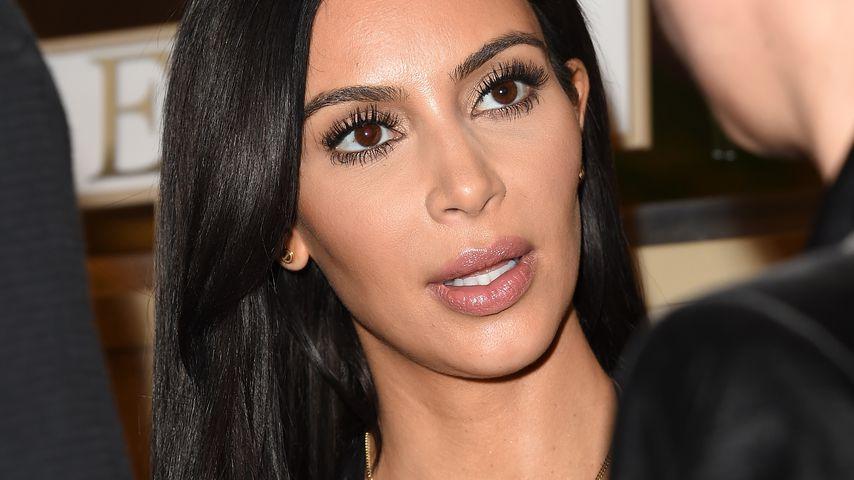 Kim Kardashian in LA 2015