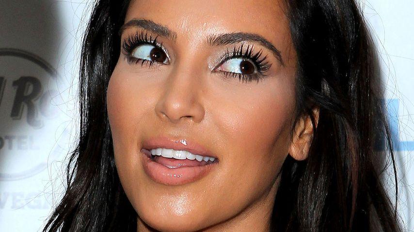 Kim Kardashian verrät ihre größte Problemzone