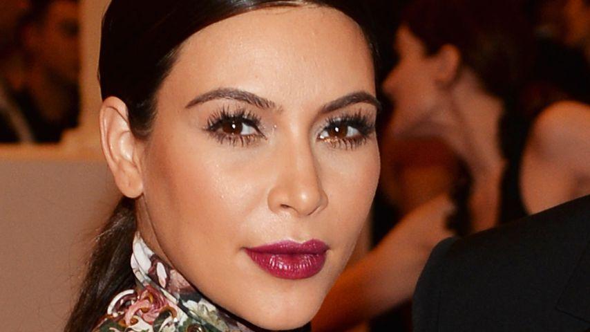 So hart traf Kim K. die Kritik an ihrem schwangeren Met-Look