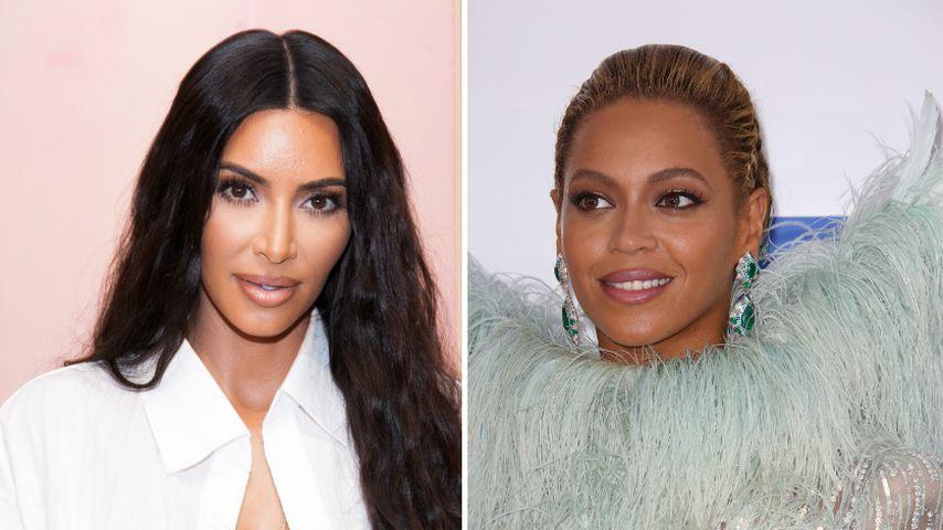 Frieden bei Jay-Z & Kanye: Jetzt will Kim Beyoncé als BFF