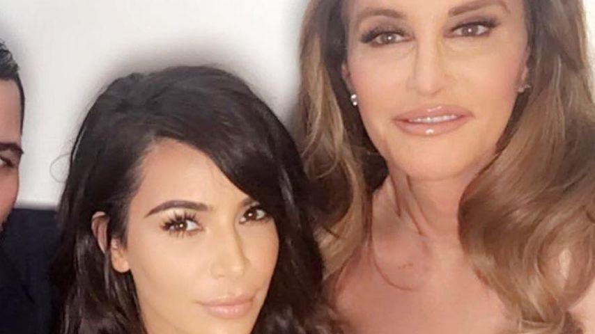 Familienzoff bei den Kardashians: Kim schießt gegen Caitlyn!