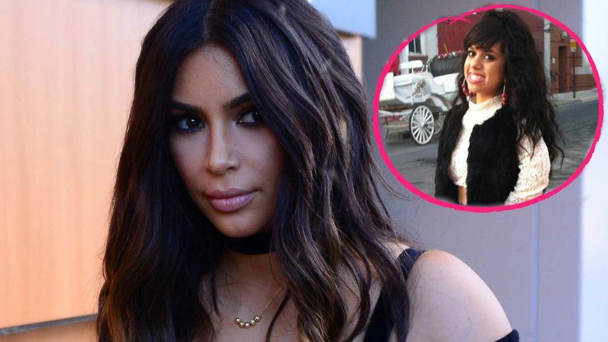 """Tod von """"Mini-Kim"""": Jetzt spricht die echte Kim Kardashian"""