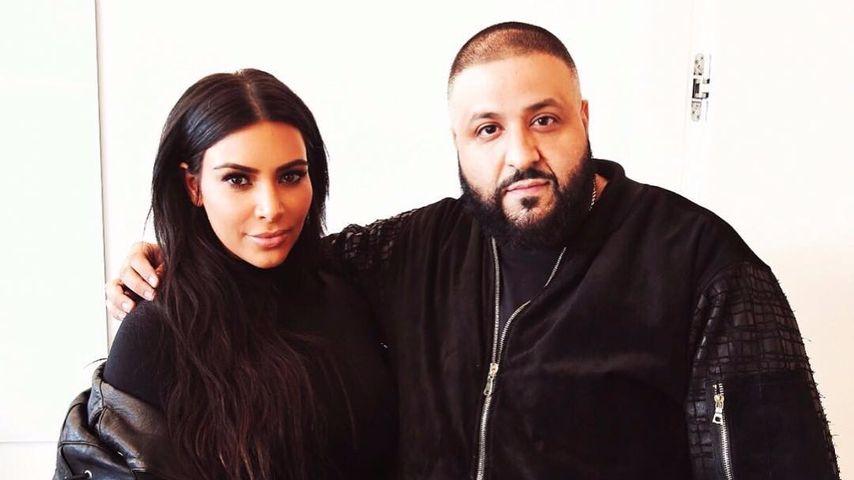 Freund von Kim K & Kanye West: DJ Khaled ist Papa geworden!