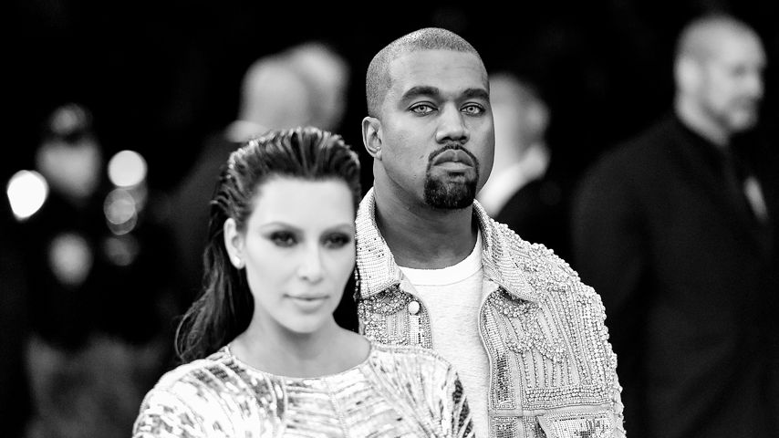 Kim Kardashian: Falsche Stiefel zum sexy Minikleid