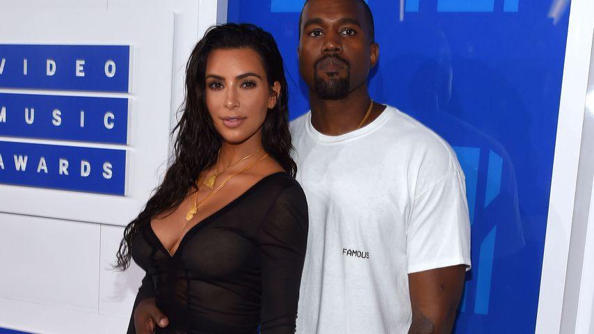 Kim & Kanyes 3. Baby: Endlich geben sie den Namen bekannt!