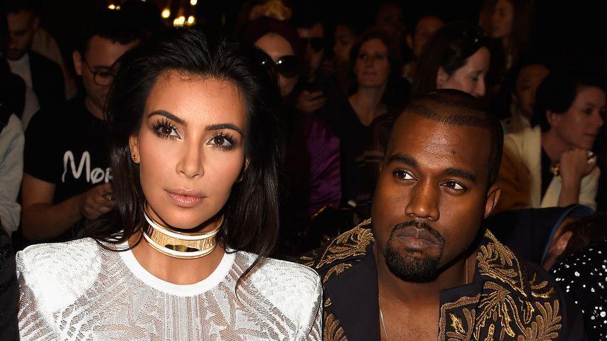 Kim Kardashian fürchtet, Kanye könnte ihr Imperium zerstören