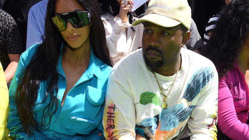 """""""Das beste Herz"""": Kim verteidigt Kanye trotz Trump-Support"""