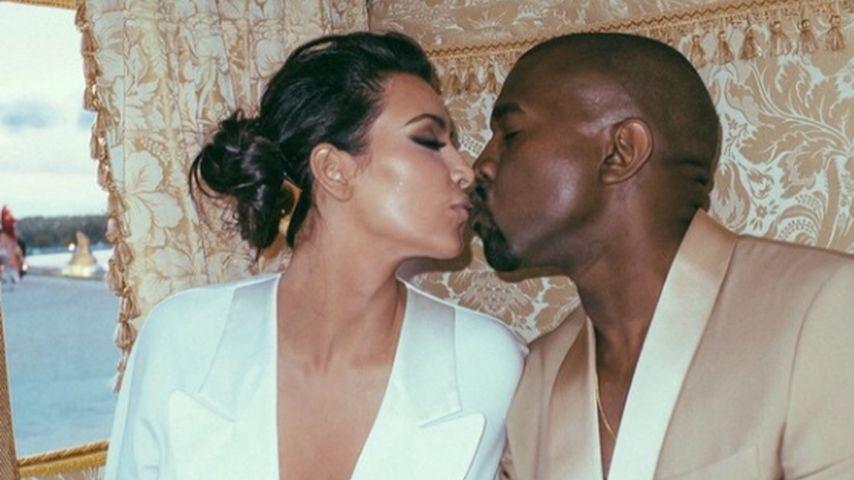Piano-Pärchen: Kim & Kanye hauten beim 1. Date in die Tasten