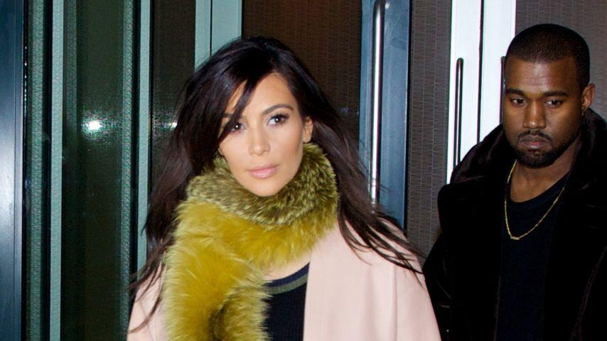 Noch 2014: Kim bestätigt Heirat mit Kanye in Paris