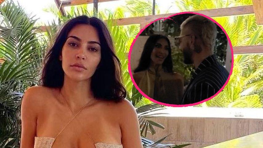 Was geht da zwischen Kim Kardashian und Sänger Maluma?